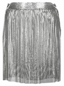 Fannie Schiavoni Kate skirt - Silver