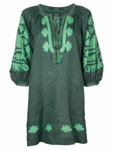 Vita Kin Shalimar short dress - Green