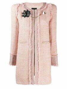 Pinko straight fit jacket