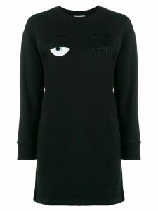 Chiara Ferragni shift day dress - Black