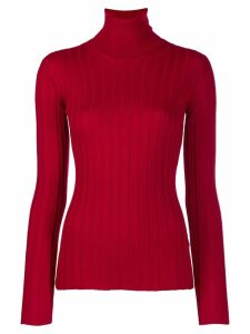 Dondup turtleneck jumper - Red