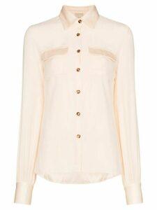 USISI Jaquetta button-down shirt - White