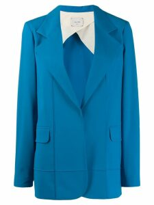 Alysi oversized blazer - Blue