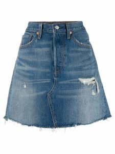 Levi's Decon Iconic denim skirt - Blue