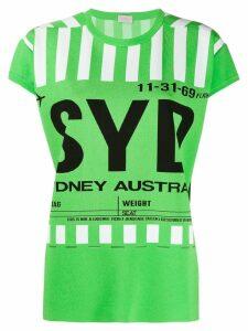MRZ SYD T-shirt - Green