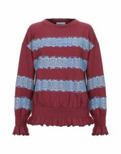 ISABELLE BLANCHE Paris TOPWEAR Sweatshirts Women on YOOX.COM