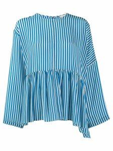 Alysi striped shirt - Blue