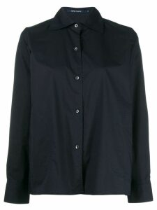 Sofie D'hoore long-sleeved Billy shirt - Blue