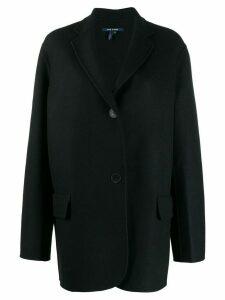Sofie D'hoore oversized Cullen coat - Blue