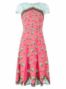 Mary Katrantzou Osmond floral print dress - Multicolour