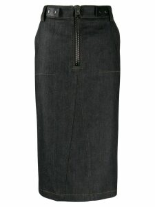 Tom Ford denim pencil skirt - Black