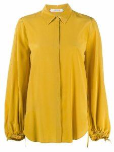 Dorothee Schumacher drawstring blouse - Yellow