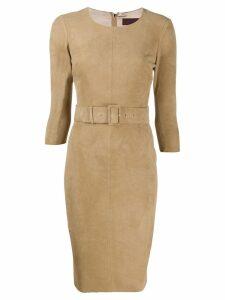 Stouls Paola dress - Brown
