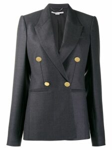Stella McCartney double-breasted blazer - Grey