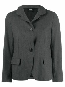 Aspesi fitted blazer - Grey