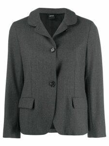 Aspesi fitted blazer - Grey