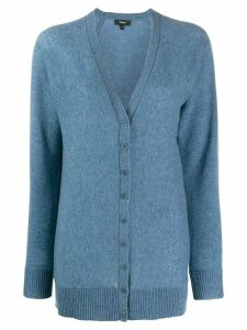 Theory knitted cardigan - Blue