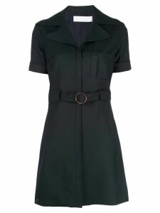Victoria Victoria Beckham belted dress - Black