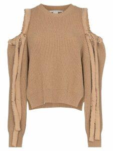 Stella McCartney Havana cashmere jumper - Neutrals