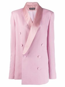 House of Holland tuxedo blazer - Pink