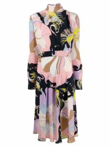 Emilio Pucci Mirabilis print dress - Pink