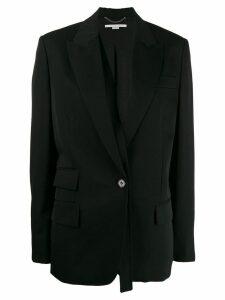 Stella McCartney strap detail blazer - Black