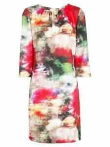 Adam Lippes digital print dress - Multicolour