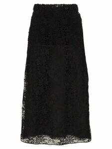 Prada lace pencil skirt - Black