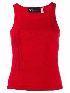 Adidas 3-stripe tank top - Red