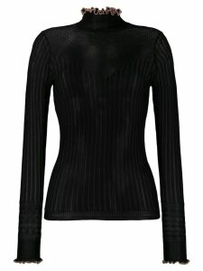 Rag & Bone Breanne turtleneck top - Black