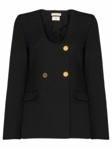 Bottega Veneta double-breasted blazer - Black
