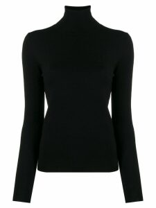 P.A.R.O.S.H. Lilla roll neck sweater - Black