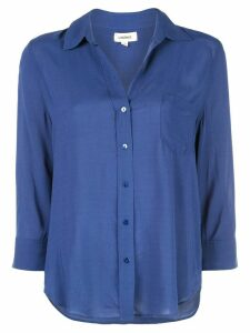 L'Agence casual button down shirt - Blue