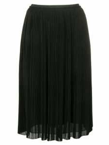 Marco De Vincenzo micro pleated skirt - Black
