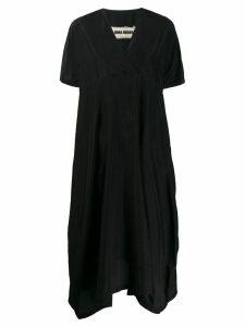 Uma Wang Anlon oversize dress - Black
