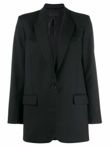 Nili Lotan single-breasted blazer - Black