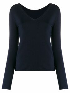 P.A.R.O.S.H. Lilla V-neck sweater - Blue