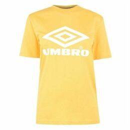 Umbro Umbro Womens Boyfriend T Shirt