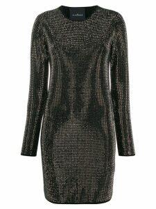 John Richmond studded mini dress - Black