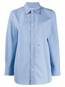 P.C.A.C. x Suzanne Koller Susi shirt - Blue