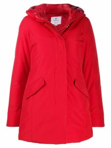 Woolrich padded parka coat - Red