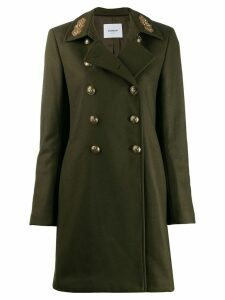 Dondup Military-style coat - Green