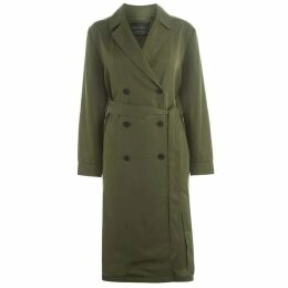 Jack Wills Malmbury Tretch Coat - Blue
