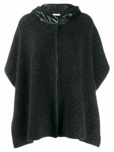 Fabiana Filippi draped cardi-coat - Blue