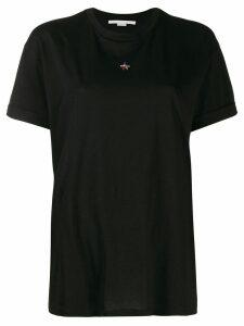 Stella McCartney crystal embellished T-shirt - Black