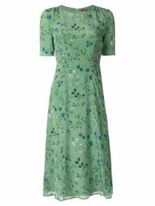 Altuzarra Sylvia floral print dress - Green