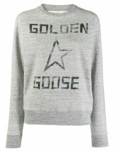 Golden Goose Aiako sweatshirt - Grey
