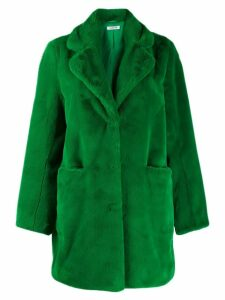 P.A.R.O.S.H. mid-length coat - Green