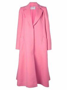 Carolina Herrera A-line coat - Pink