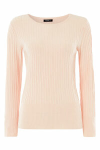 Ribbed Textured Jumper